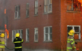 Brandmand - brand - holdleder indsats