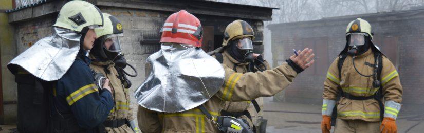 Brandmand - Holdleder