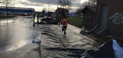 Brand & Redning Sønderjylland stormflod