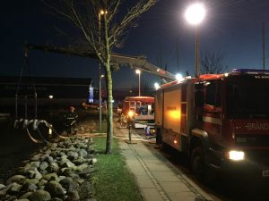 Brandbil sønderjylland